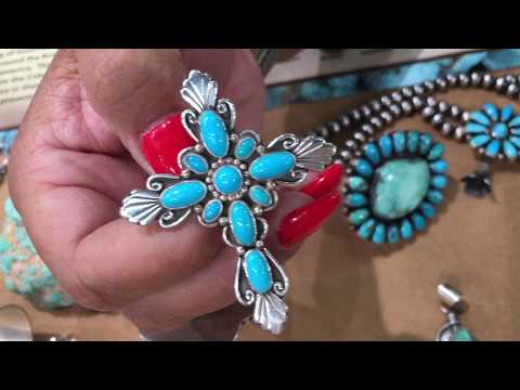 Learn About Different Types of Southwestern Native American Jewelry
