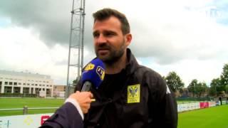 Eerste Training 2016-2017 : trainer Ivan Leko
