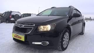 2012 Chevrolet Cruze 1.6 AT. Двигатель F16D3. Обзор.