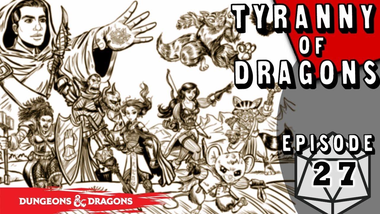 Tyranny of Dragons - Ice-capades Faerun style (Ep  27) - D&D 5e
