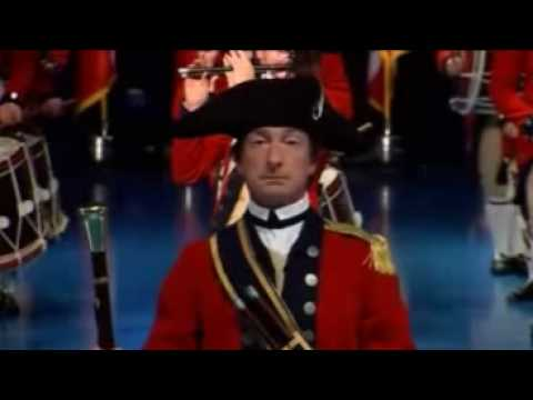 Colonial Williamsburg Fife & Drum Corps - Old Guard 50th Tattoo - 2010