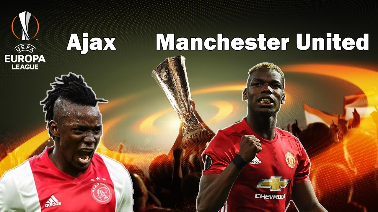 Ajax Vs Manchester United Uefa Europa League Final Promo 2017 Hd Youtube
