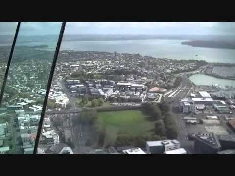 Auckland Skyline - New Zealand, Part 2
