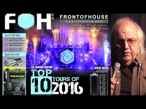 Preview: January 2017 Issue of FRONT of HOUSE