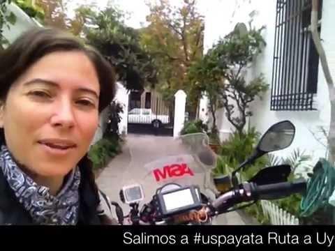 WOMAN WORLD TOUR: To Uspayata, Argentina, and Happy 2013