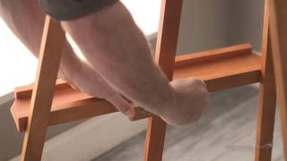 Studio Designs Museum Display Easel - Product Review Video