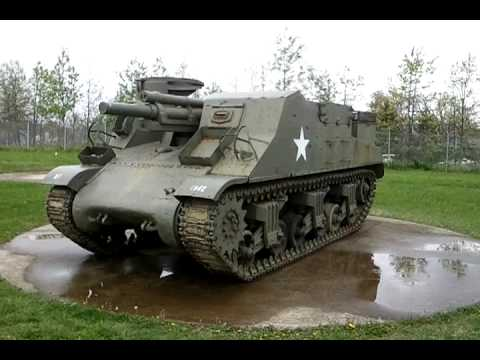 Seven Minute Tour of the George S. Patton Museum, Fort Knox, KY.mp4