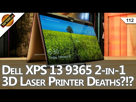 New Dell XPS 13 2-in-1 Review! WhatsApp & VPN On Your Cell Phone, 3D Printer Deaths?!? Is MHL Dead?
