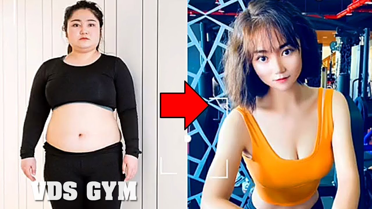 People laughed at for being fat . This girl is determined to lose weight after 90 days
