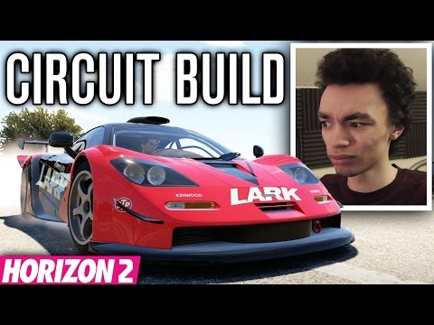 MCLAREN F1 GT CIRCUIT RACING BUILD! | Forza Horizon 2