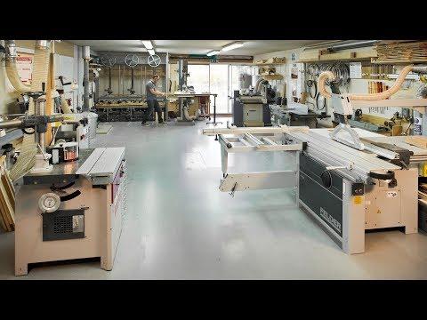 Workshop Layout - Peter Sefton (Trailer)