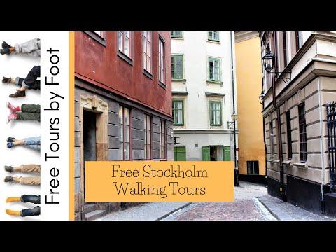 Free Walking Tours Stockholm