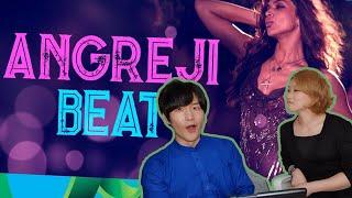 Koreans React to 'Angreji Beat' from Cocktail   Deepika Padukone x Saif Ali Khan   Yo Yo Honey Singh