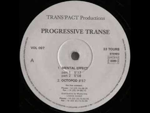 Progressive Transe - Mental Effect (Part 1 + 2)