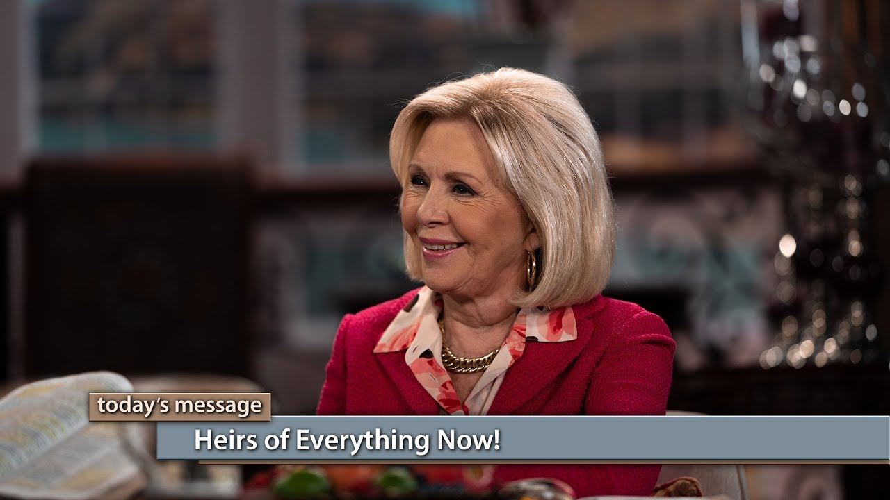 Heirs of Everything, Now! | Kenneth Copeland Ministries