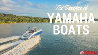 The Essence of Yamaha Boats