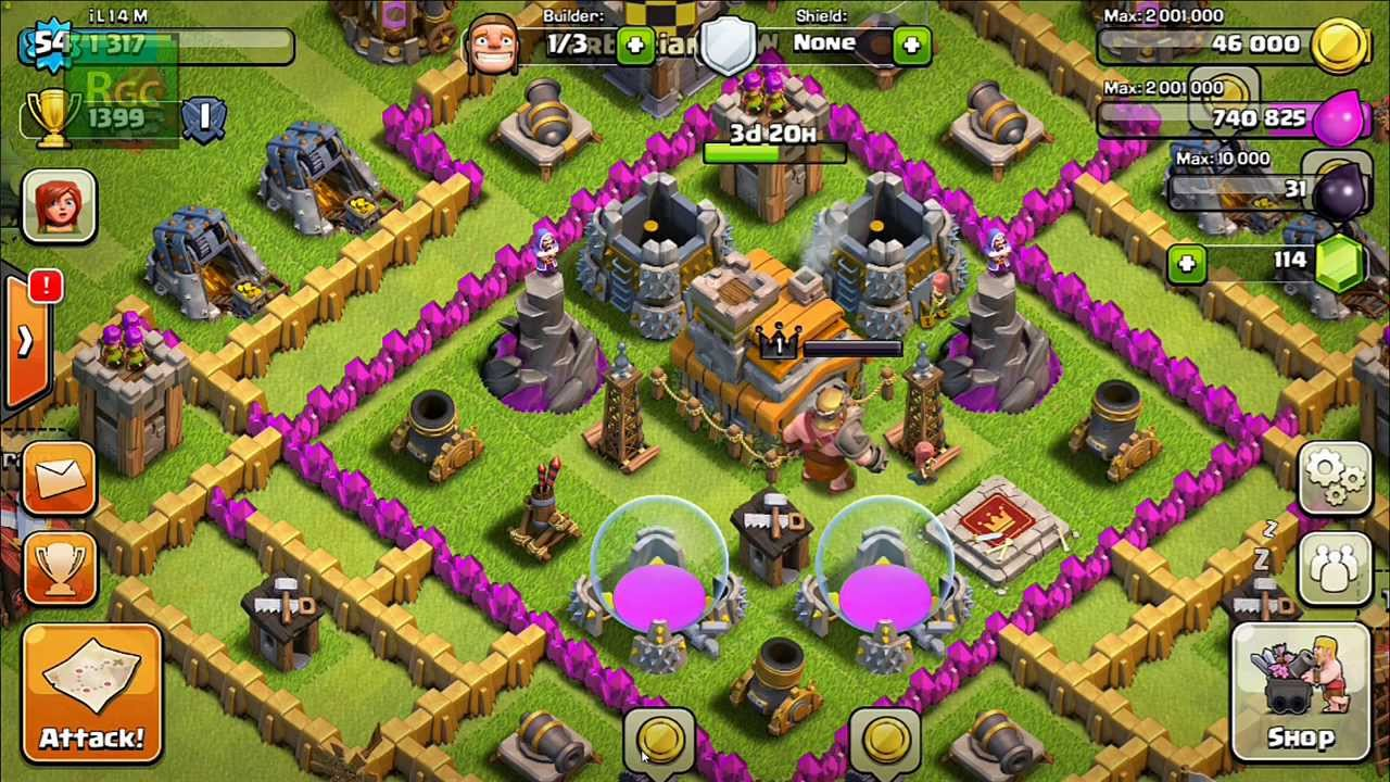 Clash Of Clans On PC Free Archives