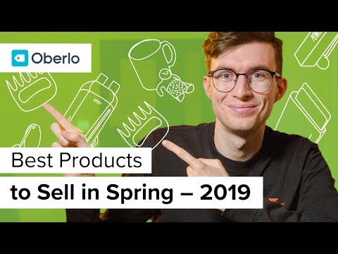 Best Products to Sell with Oberlo SPRING 2019 thumbnail
