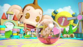 Super Monkey Ball: Banana Splitz Extended CGI Trailer