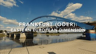 Our video tells the story of frankfurt (oder), its old (1506-1811) and new (founded in 1991) universities, variety east european dimensions its...