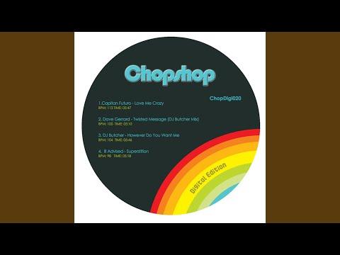 Superstition (Original Mix) mp3