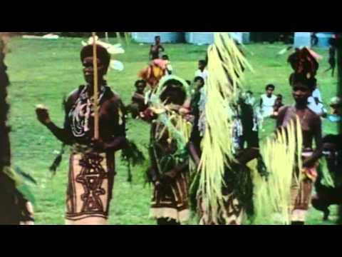 Tufi Sub District Northern Province Papua New Guinea circa 1963