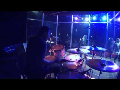 Cornerstone Drum Cover (live) with Click Track