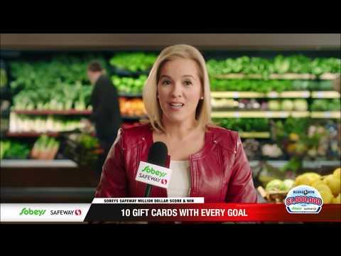 Sobeys Safeway Million Dollar Score & Win (2018)