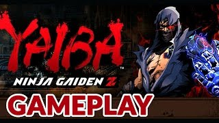 Yaiba Ninja Gaiden Z Official Gameplay PC HD 1080P