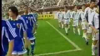 99年ナイジェリア世界ユース決勝への道 8-7