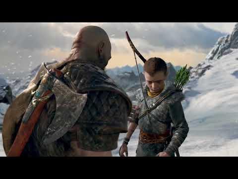 God Of War 4 - Japanese Trailer TGS 2017