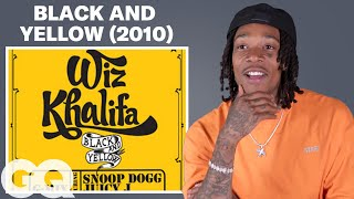 Wiz Khalifa Breaks Down His Most Iconic Songs | GQ