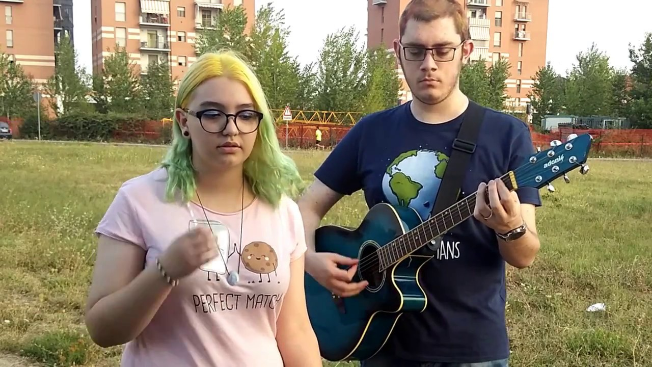 Dot Hacker Whatever You Want Cover Youtube