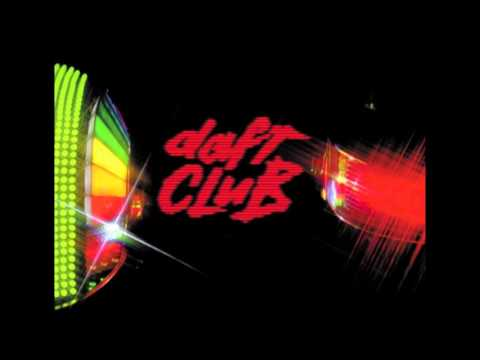 Daft Punk - Daft Club - Aerodynamic Remix (Daft Punk Remix)