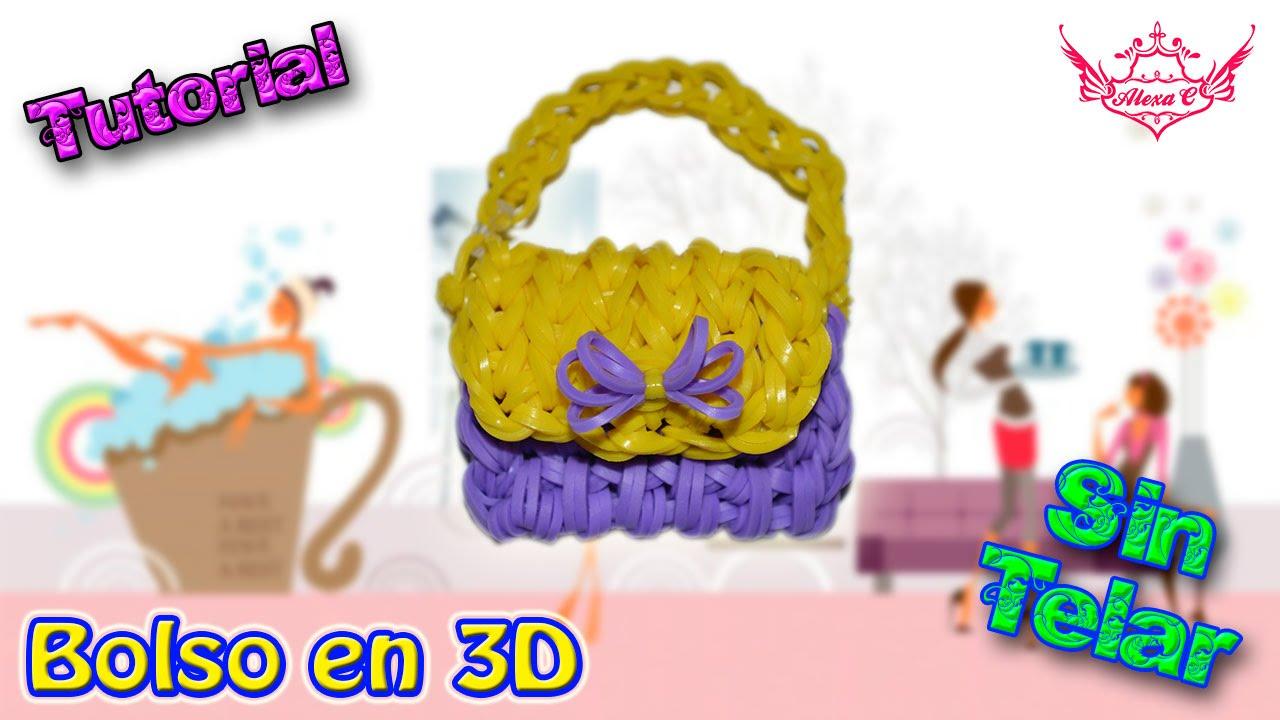 0d01d43c7a67 ♥ Tutorial: Bolsito en 3D de gomitas (sin telar) ♥