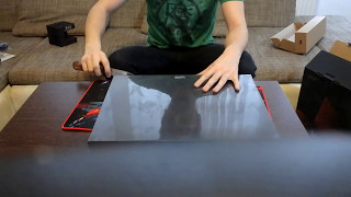 Unboxing + Test Acer predator 17