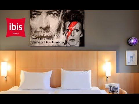 Discover ibis Berlin Kurfürstendamm • Germany • vibrant hotels • ibis
