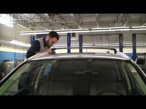 Honda Genuine Accessories 08L04-T0A-100 Roof Cross Bar