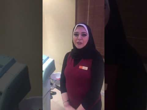 VLCC Live Video - New Range of Swiss Facials DEMO by Ms. Noha
