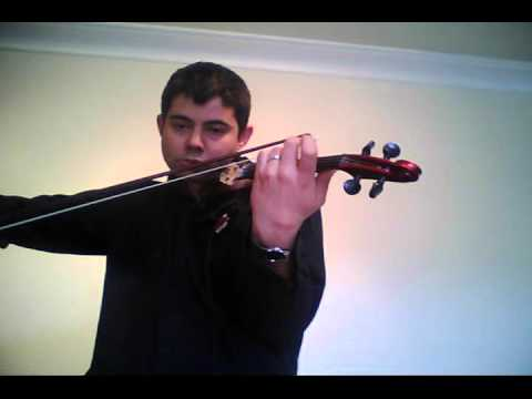 The A Team - Ed Sheeran (Electric Violin)