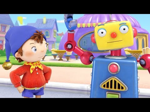 Noddy In Toyland | Whoosh Comes Stay | 1 Hour Compilation | Cartoon For Kids