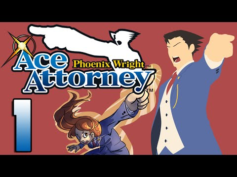 Phoenix Wright: Ace Attorney (Blind) -1- HELP ME JUDGE JUDY!