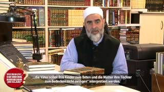 """22) Was bedeutet """"Es gibt keinen Zwang in der Religion (im Islam)""""?"""
