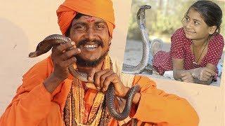 Fui a buscar el misterioso pueblo sagrado de las serpientes...