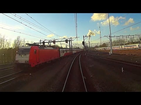 CABVIEW HOLLAND Amsterdam - Rotterdam Virm 2014