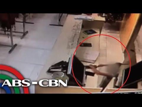 SAPUL SA CCTV: Nanay, ginagamit ang anak para manalisi ng mga cellphone