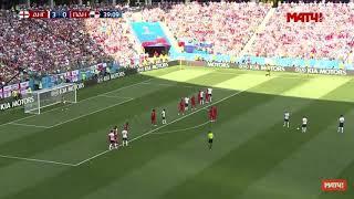 Англия - Панама 6-1