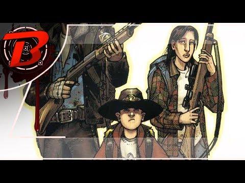 The Walking Dead - Episodio 3 - Dublado Motion Comic ( Image Comics ) 🎬