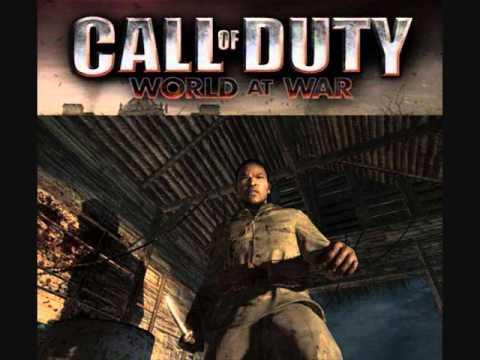 Call Of Duty World At War Soundtrack Japan Attack