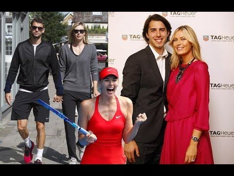 Novak djokovic and maria sharapova dating